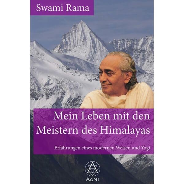 AV108 - Swami Rama: Mein Leben mit den Meistern des Himalayas (Cover)