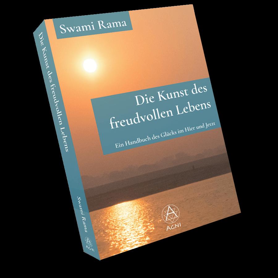 AV045 - Swami Rama: Die Kunst des freudvollen Lebens (Cover)