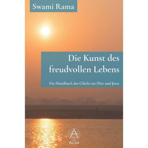 AV054 - Swami Rama: Die Kunst des freudvollen Lebens (Cover)
