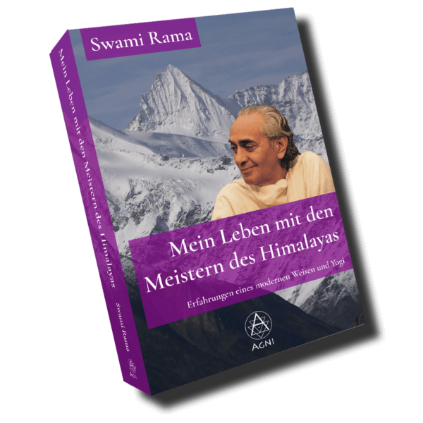 AV108 - Swami Rama: Mein Leben mit den Meistern des Himalayas (Buch)