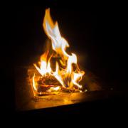 Agni, heiliges Feuer