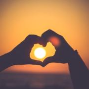 Herz-Sonne