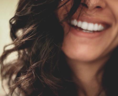 Lächeln, Freude