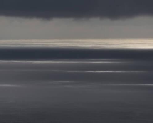Silbernes Meer