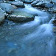 Wasser, flüssig, fließend