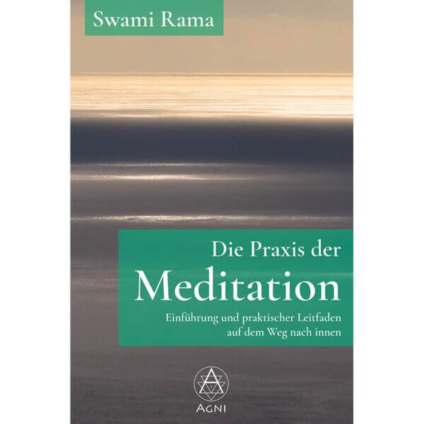 AV033 - Swami Rama: Die Praxis der Meditation - Einführung und Leitfaden auf dem Weg nach innen (Cover)