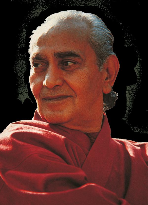 Swami Rama (c) Himalayan Institute