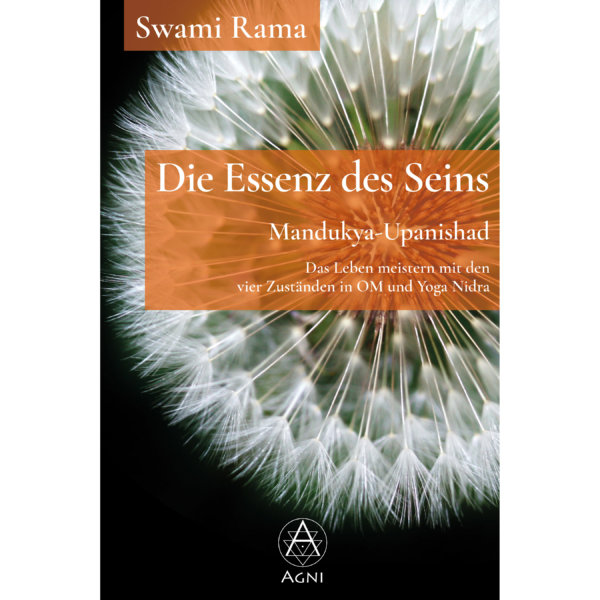 AV012 Die Essenz des Seins - Mandukya-Upanishad (Swami Rama) - Yoga Nidra - Agni Verlag Cover