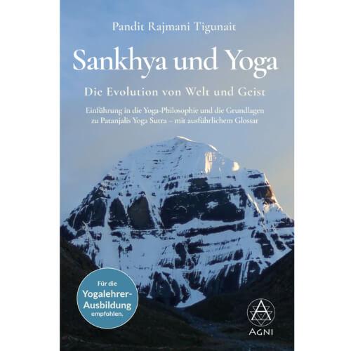 AV999 Sankhya Yoga Broschüre Cover